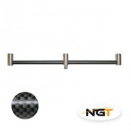NGT Hrazda Buzz Bar Carbon - 3 prúty