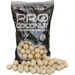 STARBAITS Boilies Probiotic COCONUT 20mm 1kg