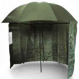 NGT DÁŽDNIK S BOČNICOU BROLLY SIDE GREEN 2,2M
