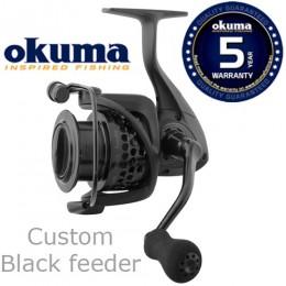 Okuma Custom Black Feeder CLXF-55 FD 7+1