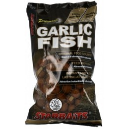 STARBAITS Boilies GARLIC FISH 20mm 1kg