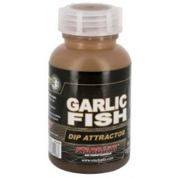 DIP STARBAITS - GARLIC FISH - 200 ml