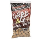STARBAITS G&G GLOBAL BOILIES - 1 kg 20 mm