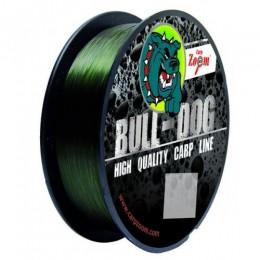 Carpzoom Bull-dog 1000m 10,75kg Farba: Tmavo zelená 0,28 mm