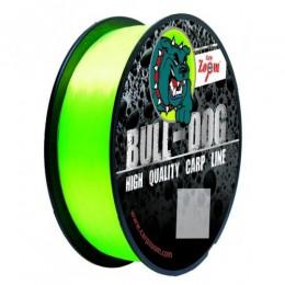 Carpzoom Bull-dog Fluo 1000m 10,75kg Farba: Fluo zeleno-žltá 0,28 mm