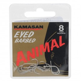 KAMASAN Animal Eyed Barbed - no. 10