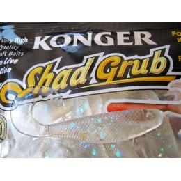 305002007 Konger Shad Grub 8,9cm f.007