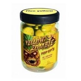 Neonové Pop Up's Yellow Zombie Ø16mm,Ø20mm 75g