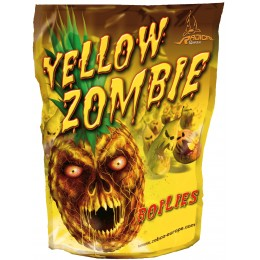 Boilies Yellow Zombie Ø20mm 1kg