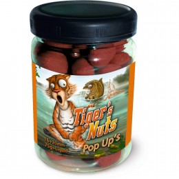 Boilies Tiger's Nuts Pop Up's Ø16mm,Ø20mm 75g