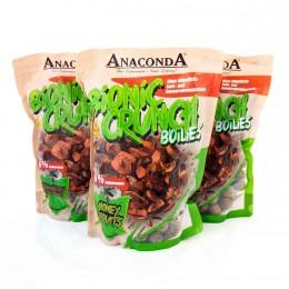 Anaconda Bionic Crunch Boilies 20mm 1kg Strawberry Milkshake