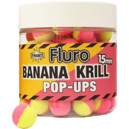 Two-Tone Pop-Up - Krill & Banana 15mm